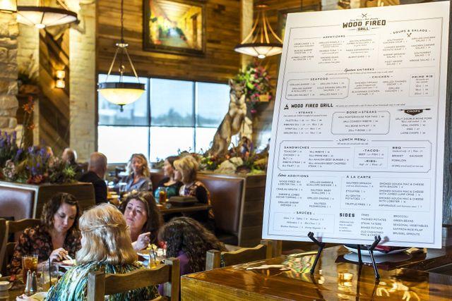 Grill Restaurant Beaumont, TX