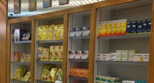 Prodotti alla  Farmacia San Francesco Dott.ssa Anna Basilico a Lanciano