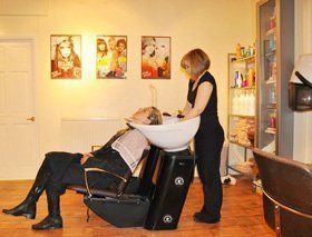 Hairdressing salon - Barton, Humberside - Image Hair - Hairdressing salon