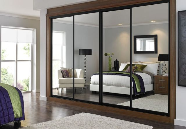 on sale 468ab 76a28 How You Will Benefit from Fitted Bedrooms with Mirrored ...
