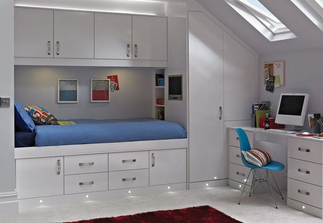 The top 10 quirky bedroom storage solutions