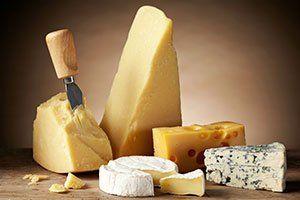 Vari formaggi