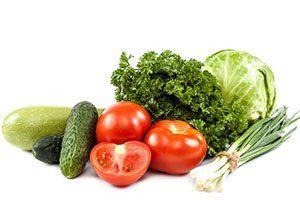 Vegetali freschi