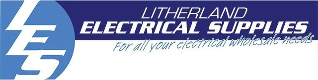 LITHERLAND ELECTRICAL SUPPLIES logo