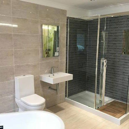 Contact Central Bathrooms Ltd In Evesham
