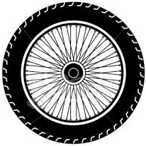 tire for a harley-davidson motorcycle