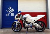 Custom Buell Motorcycle Austin, TX