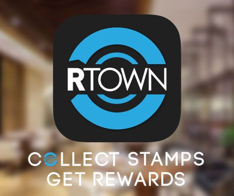 RTOWN Loyalty app