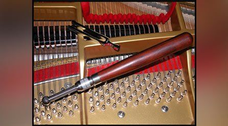 Piano tuning instruments