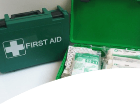 First Aid At Work Company Logo