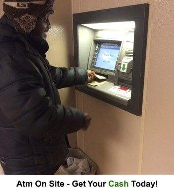 ATM on Site — Buy Scrap Metal in Saginaw, MI