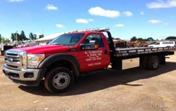 Company Red Truck — Buy Scrap Metal in Saginaw, MI