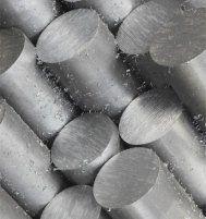 tondi di acciaio