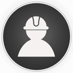 icon of engineer