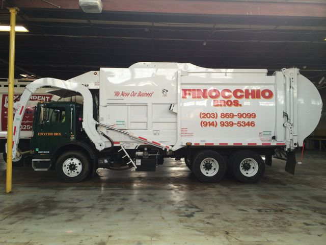Commercial Garbage Service Greenwich, CT