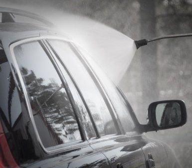 Autolavaggio, lavaggio, acqua, pulizia auto interni e esterni