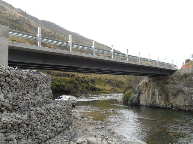 Dansy Pass Bridge