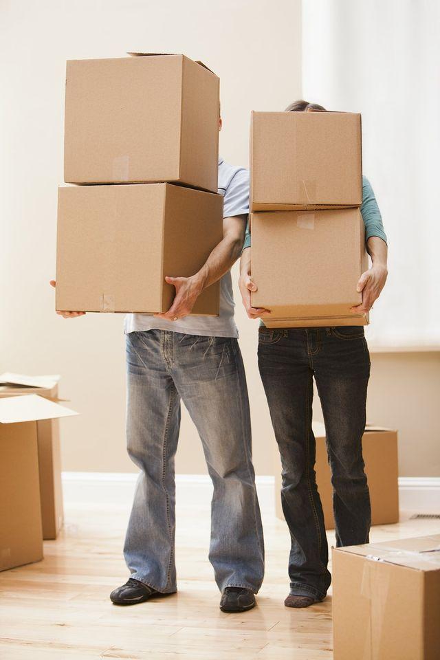 TX Moving Company U2014 Kids Lifting Boxes In Dallas, TX