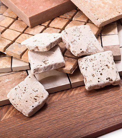 Piastrelle per i pavimenti in ceramica a Parma