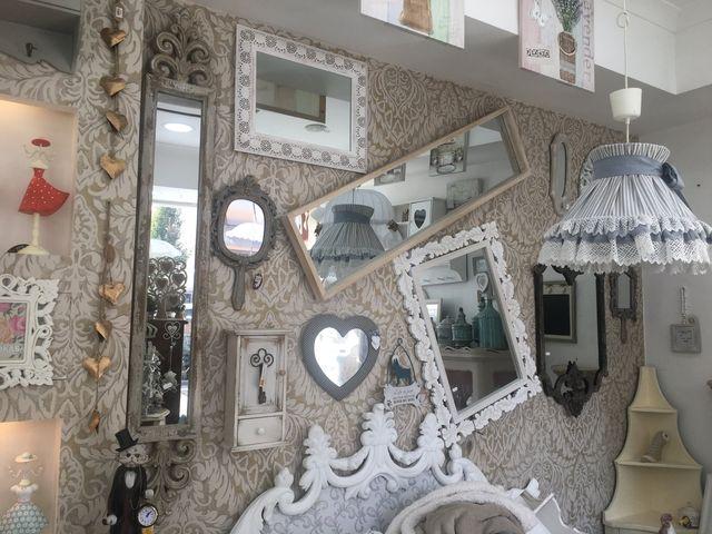 Negozio Shabby Chic Roma.Arredamento Shabby Chic Roma La Petite Maison Di Ivano