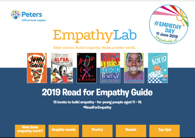 2019 Read for Empathy Collections