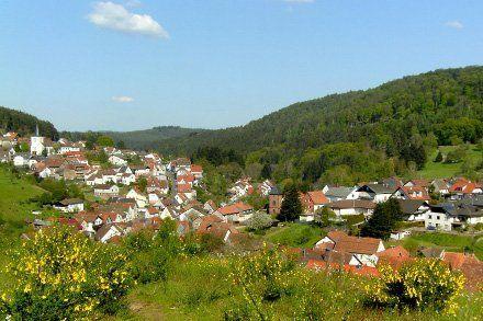 Iggelbach ( Gemeinde Elmstein)