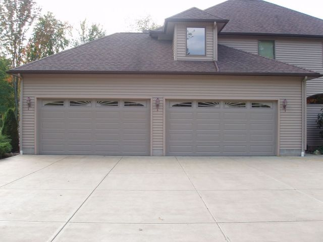 Residential Garage Doors : potter door - pezcame.com