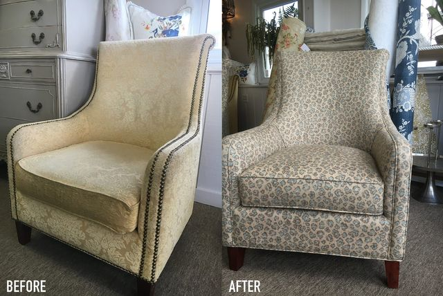 Custom Upholstery Warrenton, VA