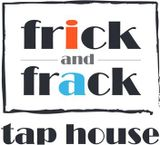Frick and Frack Tap House logo