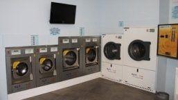 lavanderie self service ad acqua, lavanderie self service a secco, lavasecco