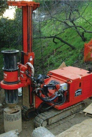 Drilling Equipment - Malibu, CA - Roy Brothers Drilling