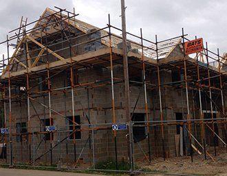 Custom-design scaffolding