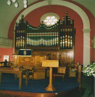 Pipe Organ Makers & Dealers