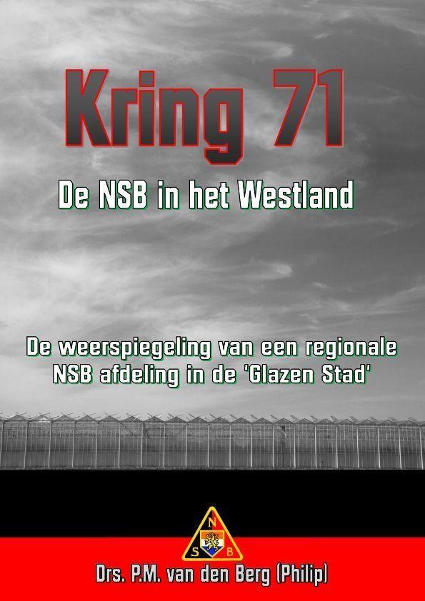 boek Kring'71 NSB Westland