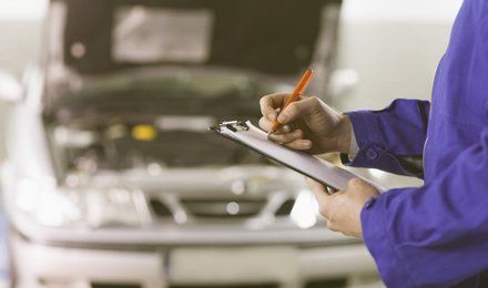 car servicing checklist