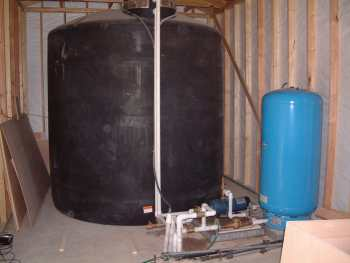 Water Well Storage System Services