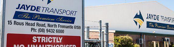 fremantle wharf depot