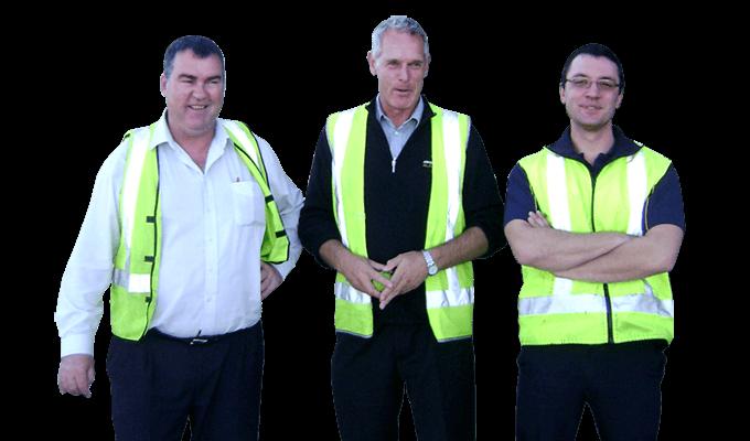 3 Jayde Transport Company employees