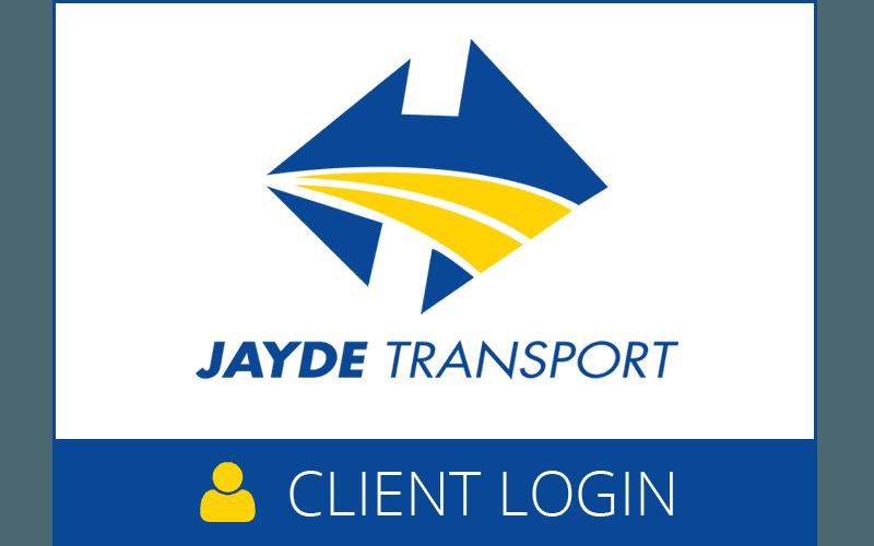 Jayde Transport Login Link