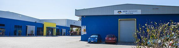 Our office for freight transport in Perth