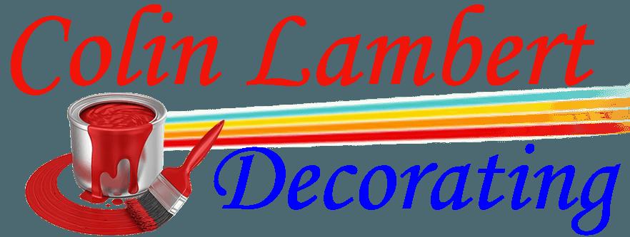 Colin Lambert Decorating logo