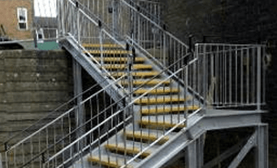 structural staircase work