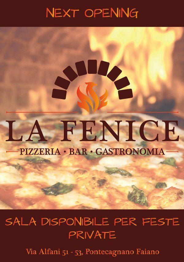 La Fenice pizzeria bar gastronomia a Pontecagnano Faiano