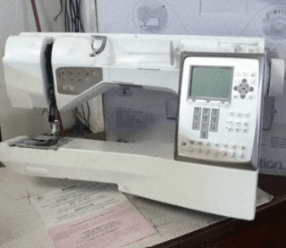 macchine da cucire, macchine per ricamo, tagliaecuci