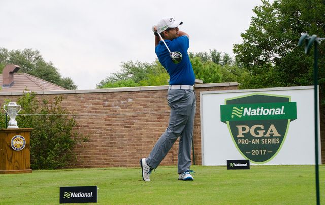 Round One Of The National Car Rental Pro Scratch