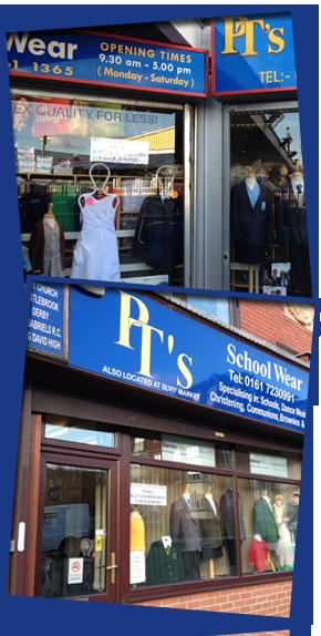 PTS shop