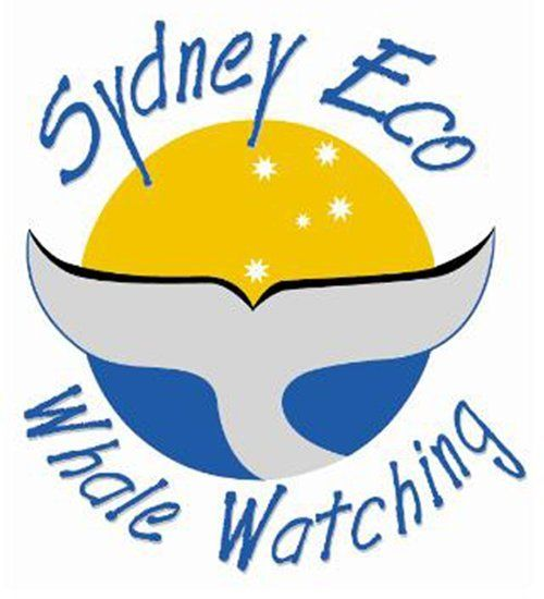 Sydney Eco Whale watching logo