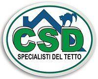 C.S.D. SPECIALISTI DEL TETTO-logo