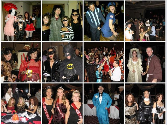 Halloween Party Photos