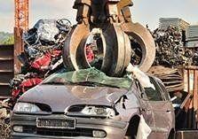 demolizione vetture